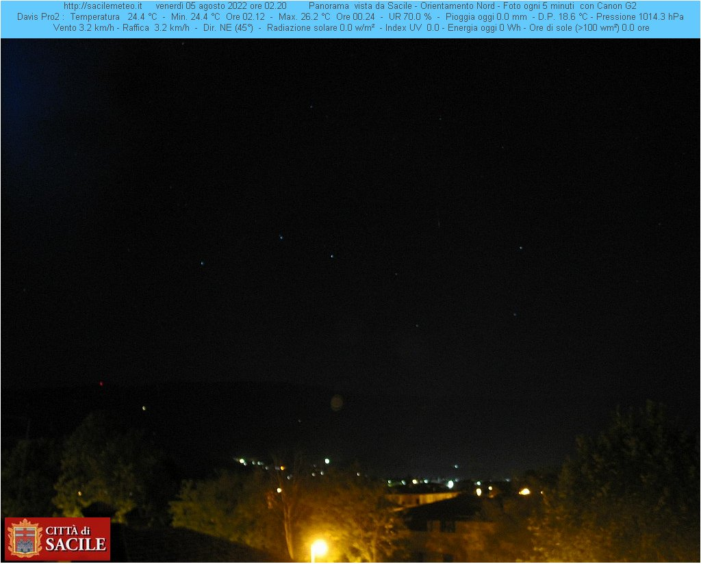 webcam fonte www.sacilemeteo.it